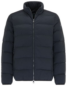 Pierre Cardin Warm Zip Collar Uni Jack Navy