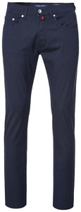 Pierre Cardin Wool Look Lyon Broek Navy