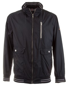 Pierre Cardin Sports Contrast Short Jacket Navy