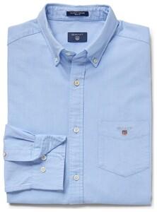 Gant The BCI Oxford Shirt Winter Sky