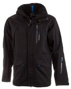 Tenson Vidar Jacket Zwart