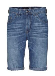Gardeur John Jeans Bermuda Stone Blue