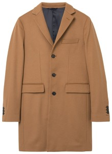 Gant The Wool Coat Diamond G Warm Khaki