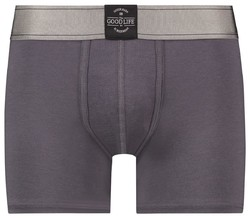 RJ Bodywear Good Life Boxershort Underwear Grey