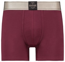 RJ Bodywear Good Life Boxershort Underwear Port Red