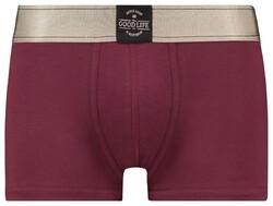 RJ Bodywear Good Life Trunk Underwear Port Red