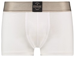 RJ Bodywear Good Life Trunk Underwear White