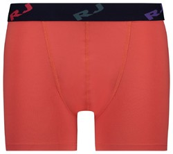 RJ Bodywear Pure Color Boxershort Ondermode Coral