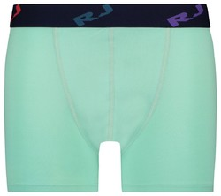 RJ Bodywear Pure Color Boxershort Ondermode Mint