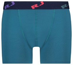 RJ Bodywear Pure Color Boxershort Ondermode Petrol