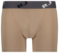 RJ Bodywear Pure Color Boxershort Ondermode Zand