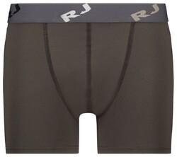 RJ Bodywear Pure Color Boxershort Underwear Brown