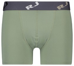 RJ Bodywear Pure Color Boxershort Underwear Olive