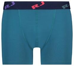 RJ Bodywear Pure Color Boxershort Underwear Petrol