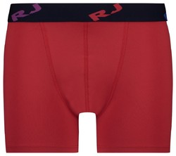 RJ Bodywear Pure Color Boxershort Underwear Red