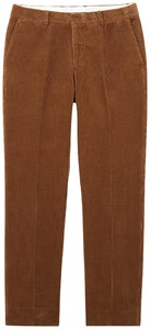 Gant Slim Corduroy Roasted Walnut
