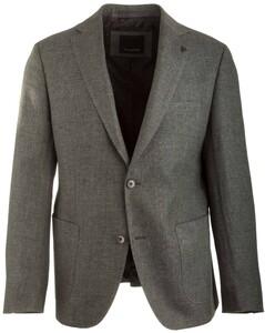Roy Robson Shape Fit Linen Mix Jacket Green