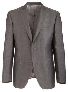 Roy Robson Shape Fit Linnen Mix Plain Jacket Grey