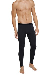 Schiesser Personal Fit Long Johns Midnight Navy