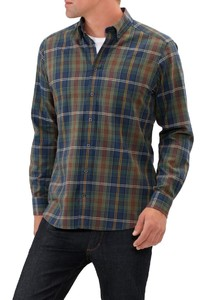 Maerz Flanel-Optiek Check Forrest Shade