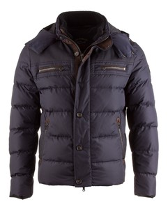 Paul & Shark Fill Power 700 Down Project Jacket Navy
