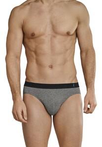 Schiesser 95/5 Rio-Slip Underwear Grey