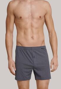 Schiesser Ebony Boxershort Underwear Anthracite Grey