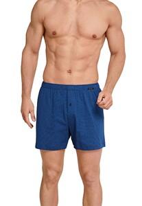 Schiesser Essentials Boxershort Underwear Blue