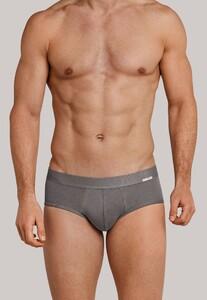 Schiesser Long Life Cool Midi-Slip Underwear Taupe