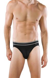 Schiesser Micro Rio-Slip Underwear Black
