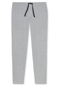 Schiesser Mix & Relax Cotton Loungebroek Nightwear Grey