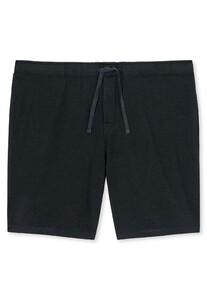 Schiesser Mix & Relax Modal Shorts Nightwear Black