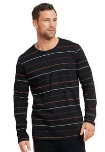 Schiesser Mix & Relax Shirt Round Neck T-Shirt Multi