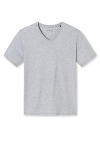 Schiesser Mix & Relax T-Shirt T-Shirt Grijs