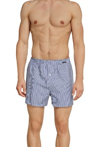 Schiesser Original Classics Boxershort Underwear Blue