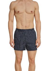 Schiesser Original Classics Boxershort Underwear Dark Evening Blue
