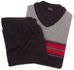 Schiesser Red Lanes Nightwear Multicolor