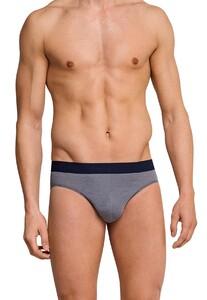 Schiesser Rio-Slip Underwear Dark Gray
