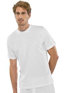 Schiesser T-Shirt 2 Pack T-Shirt Wit