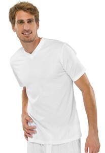 Schiesser T-Shirt 2Pack T-Shirt Wit