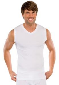 Schiesser Tank-Top Long Life Cotton Underwear White