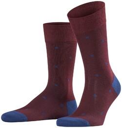 Falke Dotted Socks Barolo