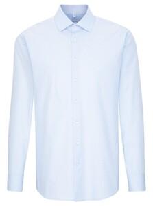 Seidensticker Seidensticker - Overhemd LSL MF - 01.196180 -  Overhemd Blauw