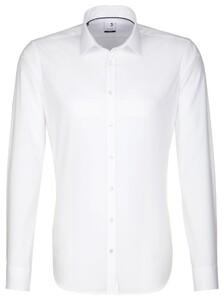 Seidensticker Seidensticker Uni X-Slim Overhemd Wit