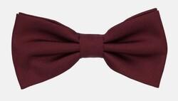 Seidensticker Strikje Groot Bow Tie Merlot