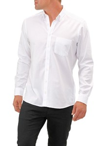 Maerz Uni Shirt Clear White