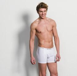 Slater Boxer 2-Pack Underwear White