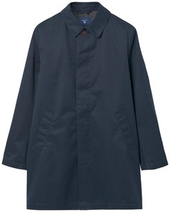 Gant The Weather Coat Regenjas Navy