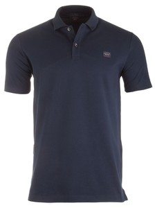 Paul & Shark Organic Cotton Basic Polo Navy