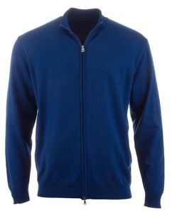 Paul & Shark Wool Cashmere Blend Kobalt